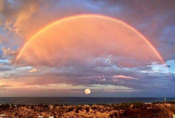 20 потрясающих снимков нашего мира, от которых дух захватывает