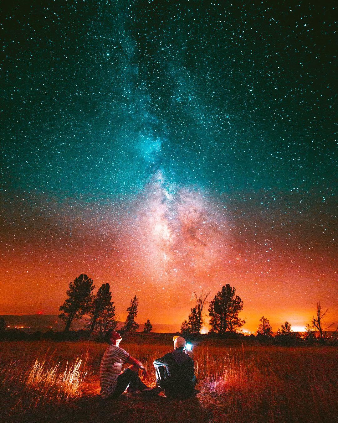 Красочные снимки от Брайтона Гальвана