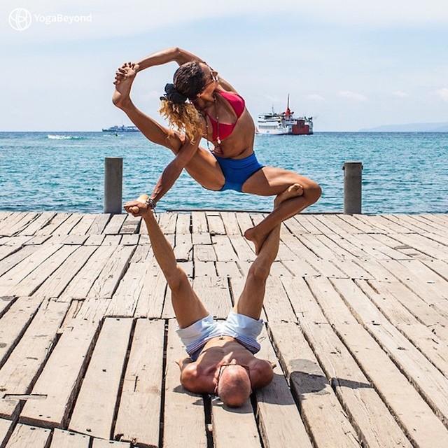 Любовь, йога и путешествия