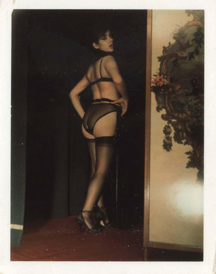 Эротические поляроиды из архива Карло Моллино