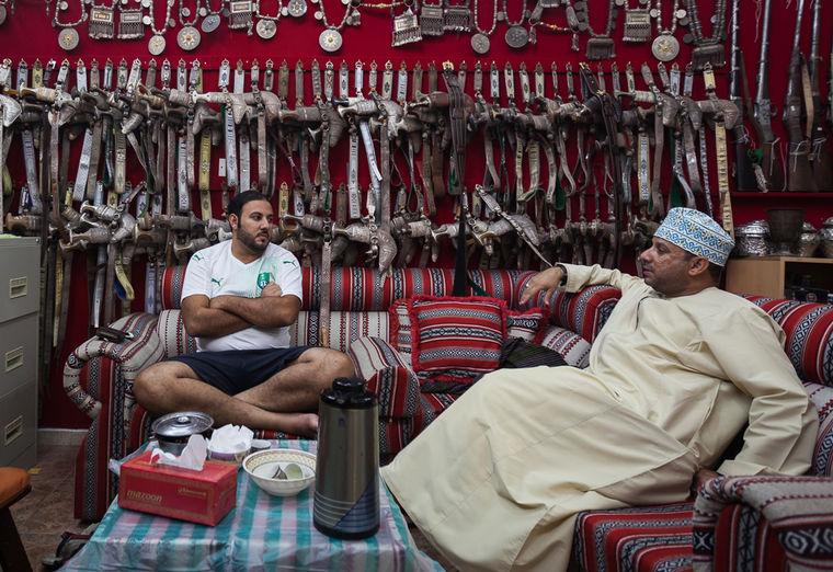 Интересные особенности национальной культуры оманцев