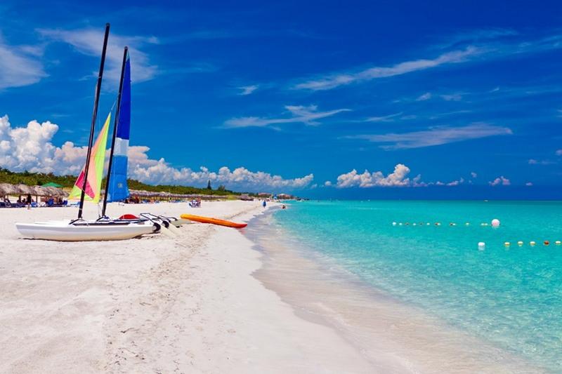Одни из красивейших пляжей мира