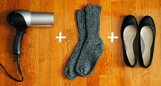 15 полезных подсказок для удобного ношения обуви