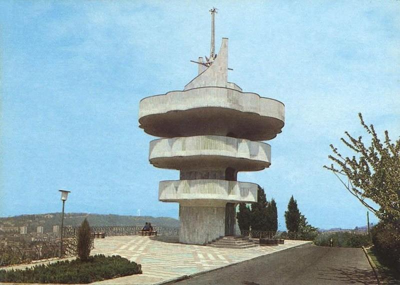 Как выглядят футуристичные здания времен СССР