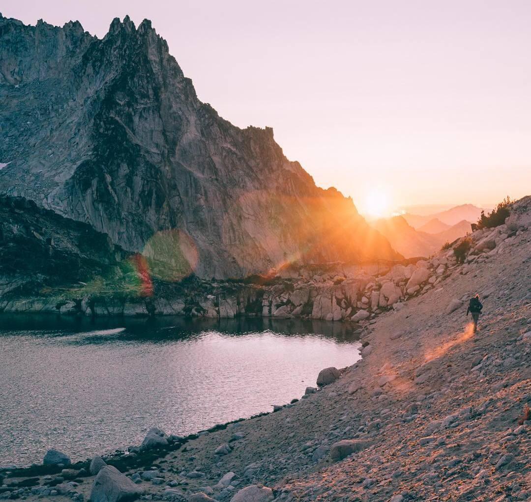 Удивительные путешествия и природа от Эрин Салливан