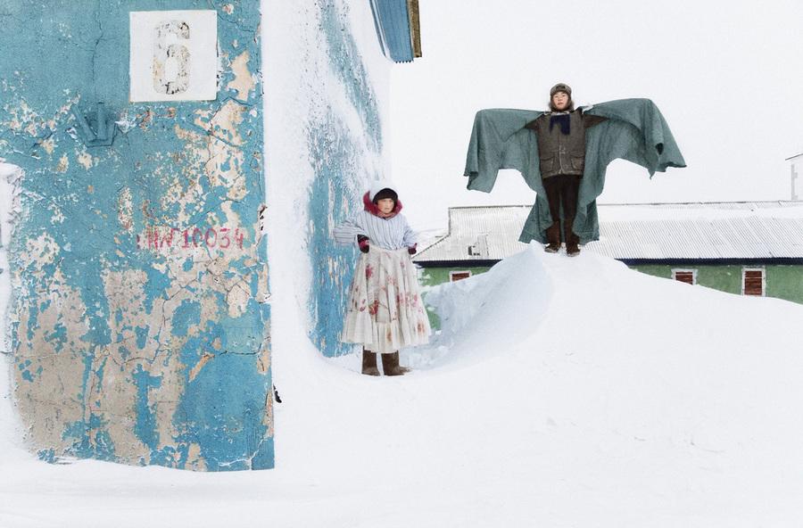 Фотопроект о поселке Тикси от Евгении Арбугаевой