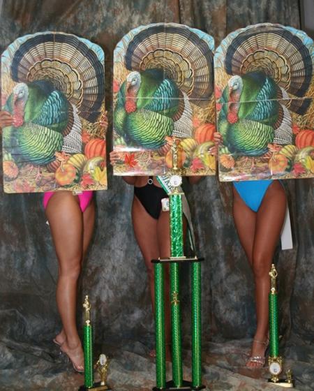 Самые необычные конкурсы красоты в мире