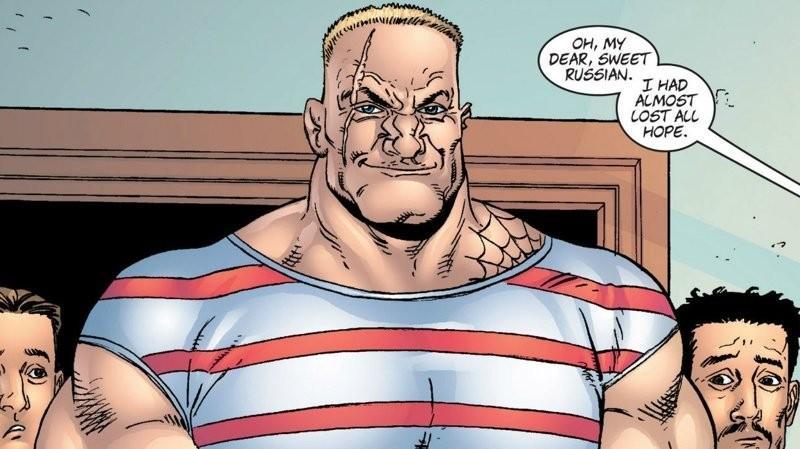 Интересные и необычные русские персонажи в американских комиксах