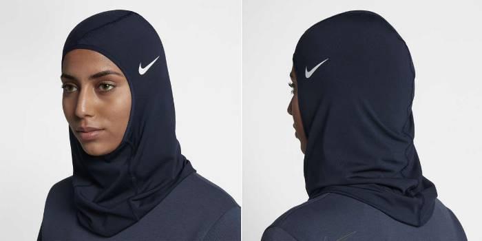 Nike представила хиджаб для спортсменок-мусульманок
