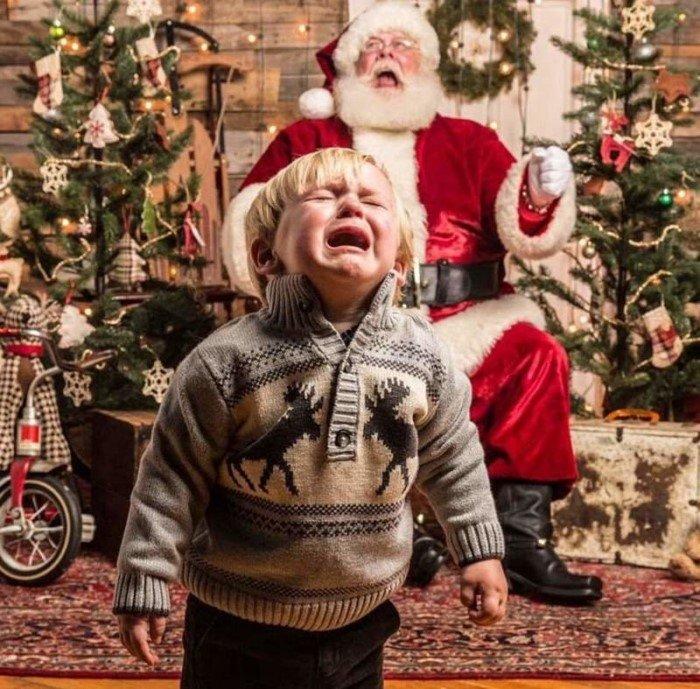 Страшный и ужасный Дедушка Мороз