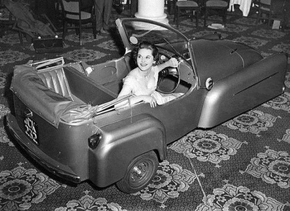 Транспортные средства из прошлого