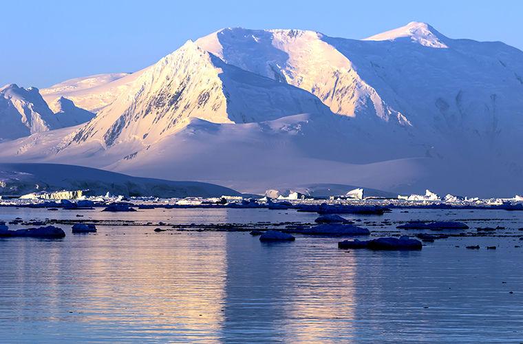 Антарктида: материк рекордов
