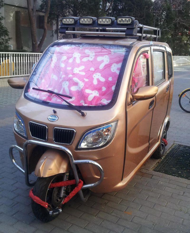 Авто и дом на колесах от трудяг-провинциалов