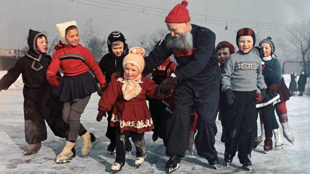 Чем жила советская страна в 1957 году
