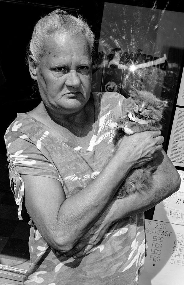 Невеселые жители нью-йоркского города Поукипзи