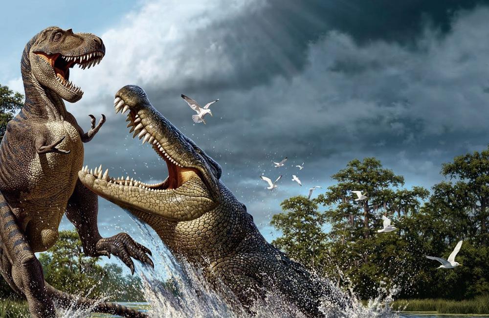 7 самых страшных динозавров в истории
