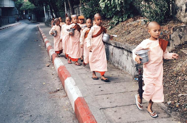 Rasgos interesantes de la mentalidad birmana.