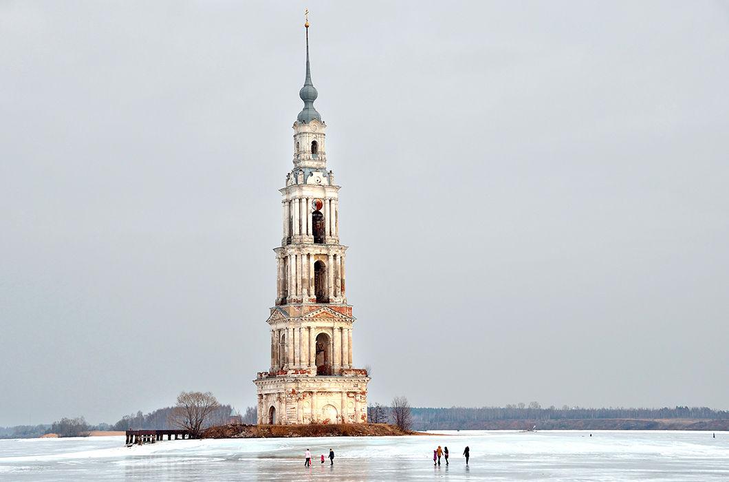 Красота русской зимы на фотографиях
