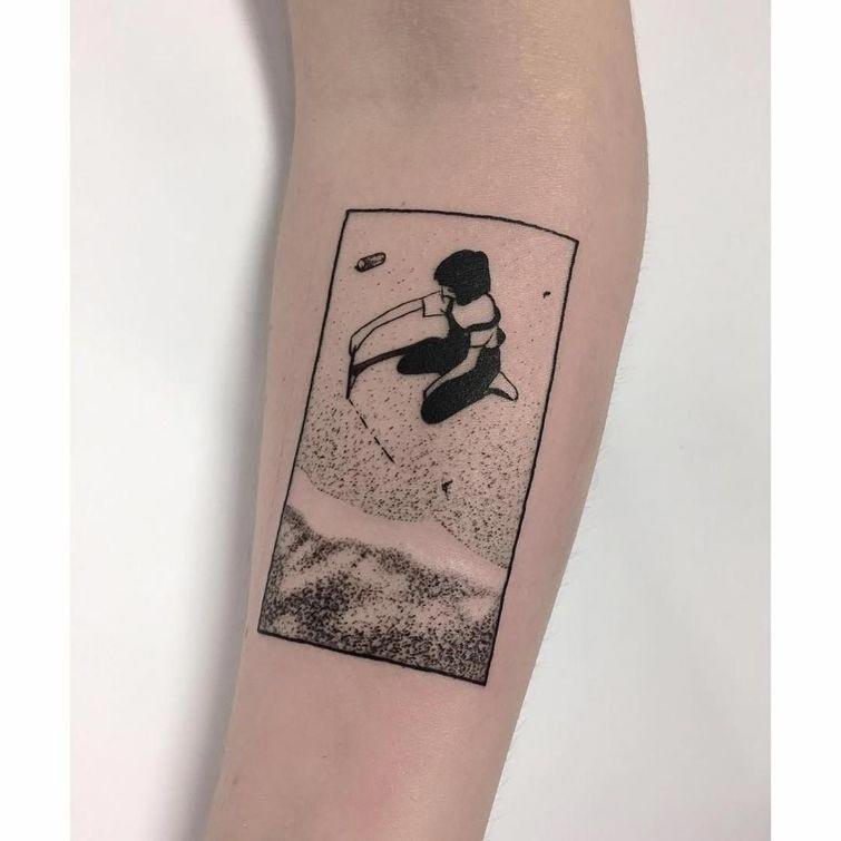 Невероятные кинематографичные татуировки