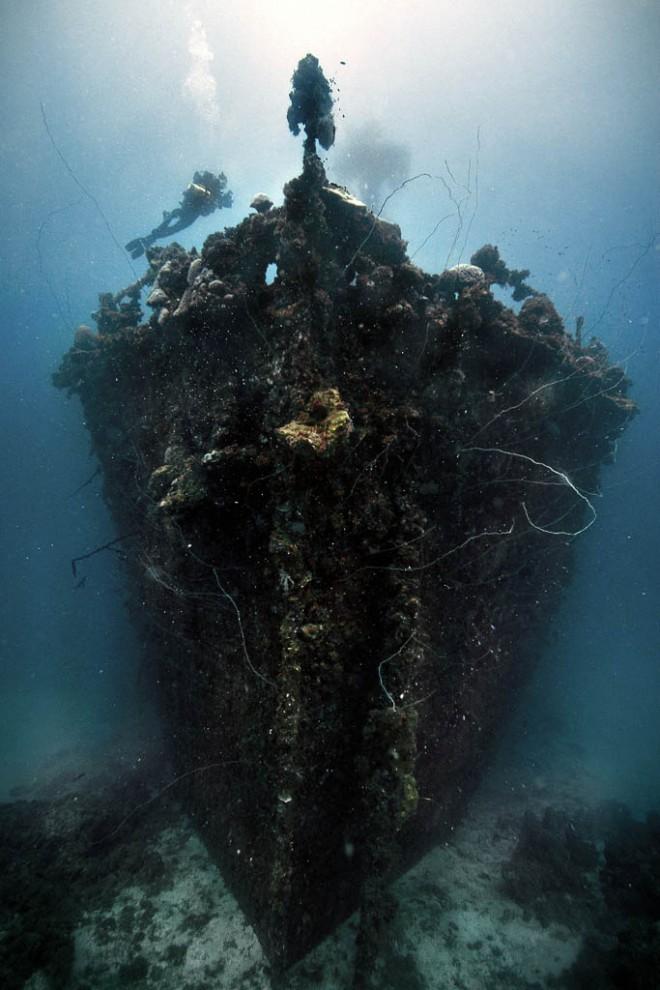 25 заброшенных кораблей в разных уголках мира