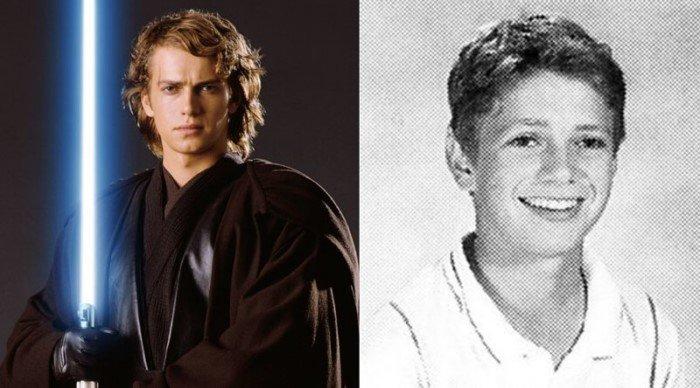 35 актеров киносаги Звездные войны в юности