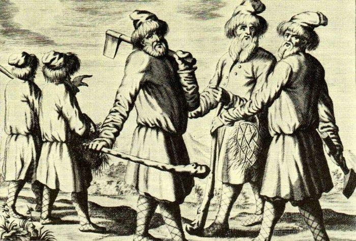 За что односельчане могли изгнать крестьянина из русской деревни
