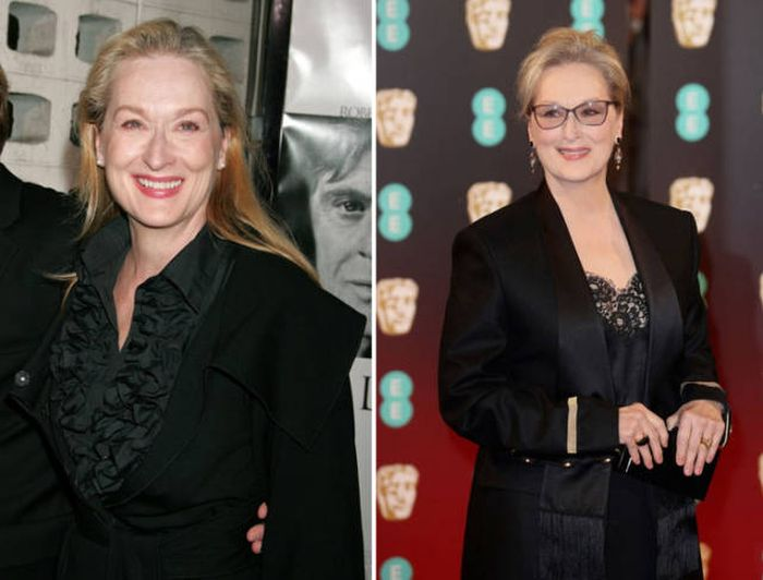 Как изменились известные голливудские актеры за 10 лет