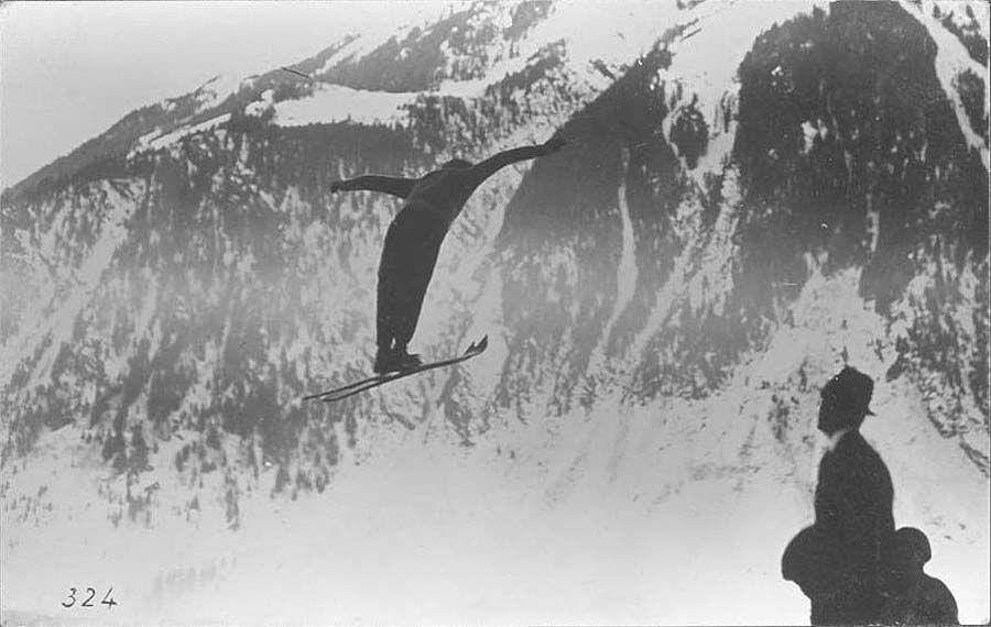 Какими были первые зимние Олимпийские игры