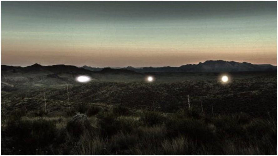 Мистика в пустыне