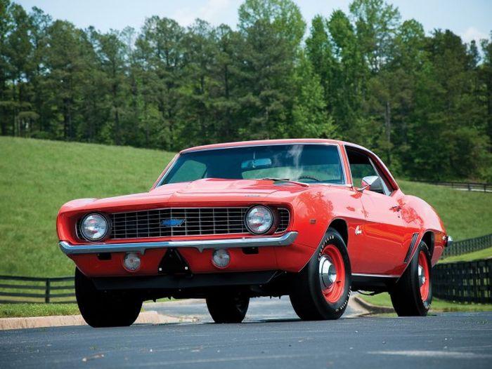 Классические автомобили американского автопрома