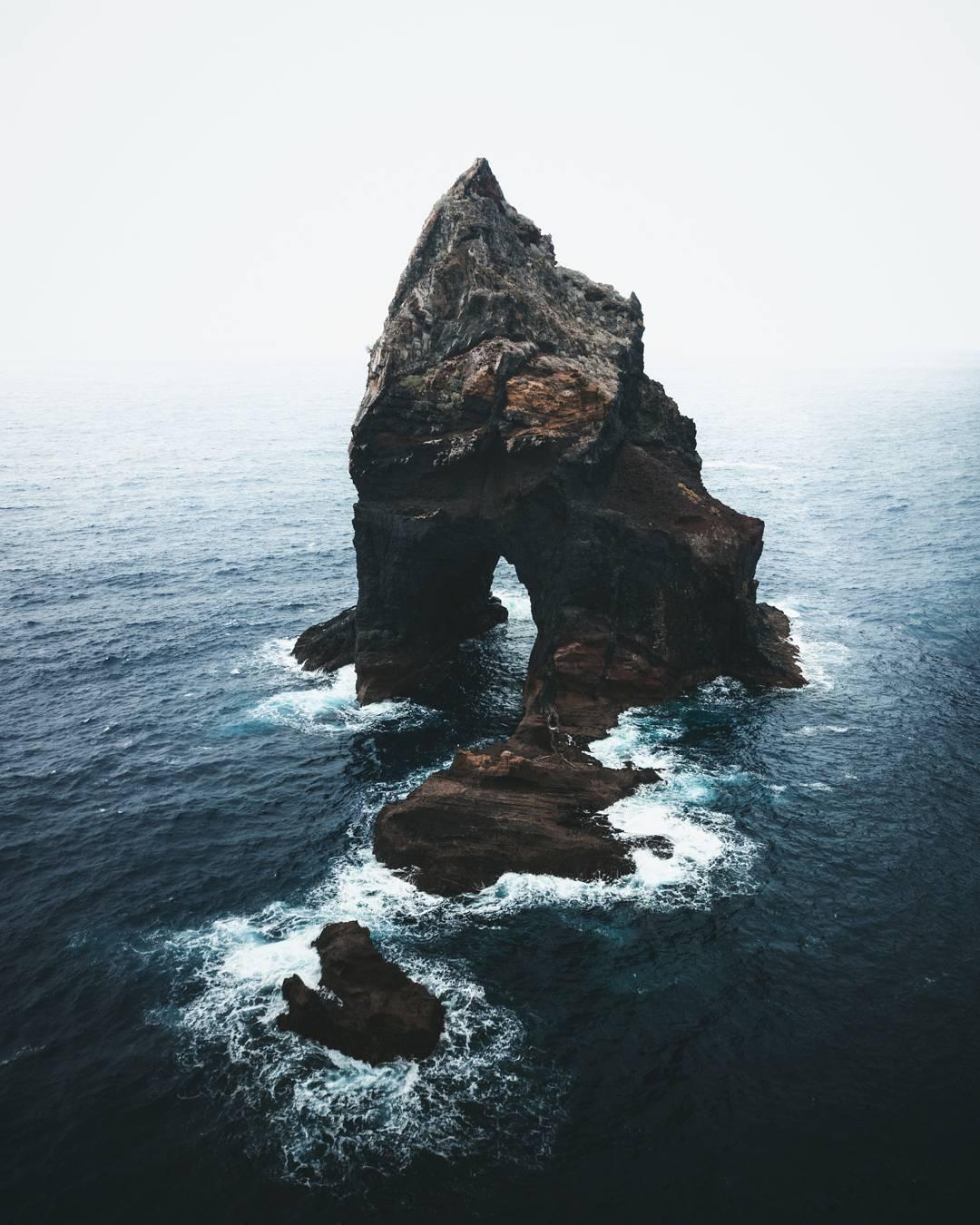 Мрачные и угрюмые пейзажи от Марвина Кухра
