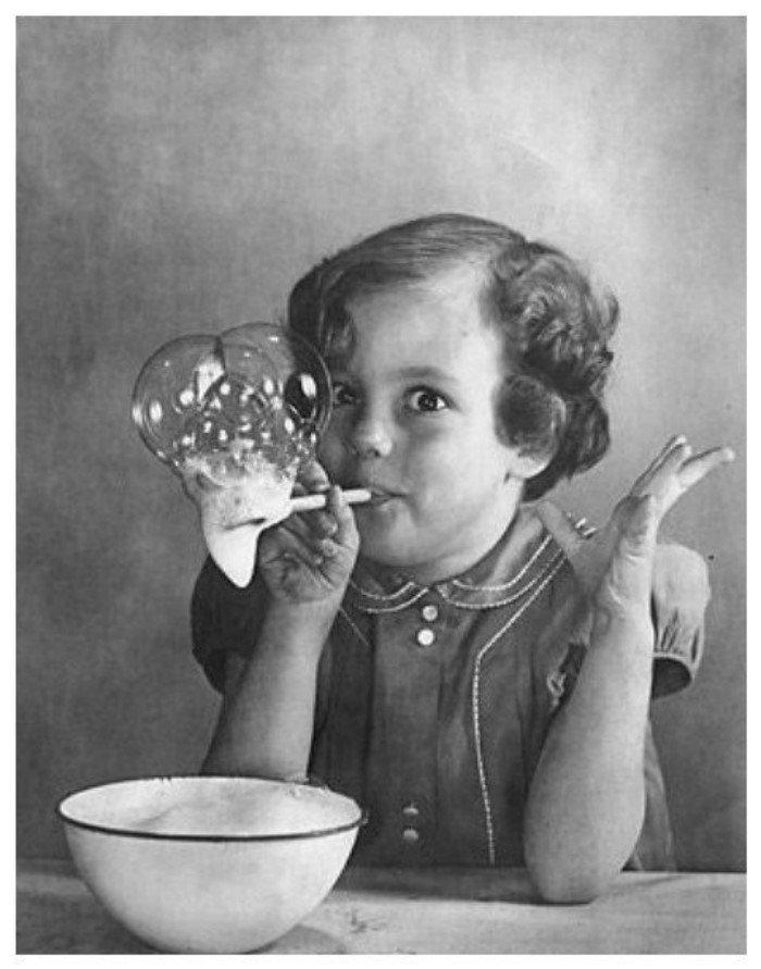 20 невероятно милых старых фото с детьми