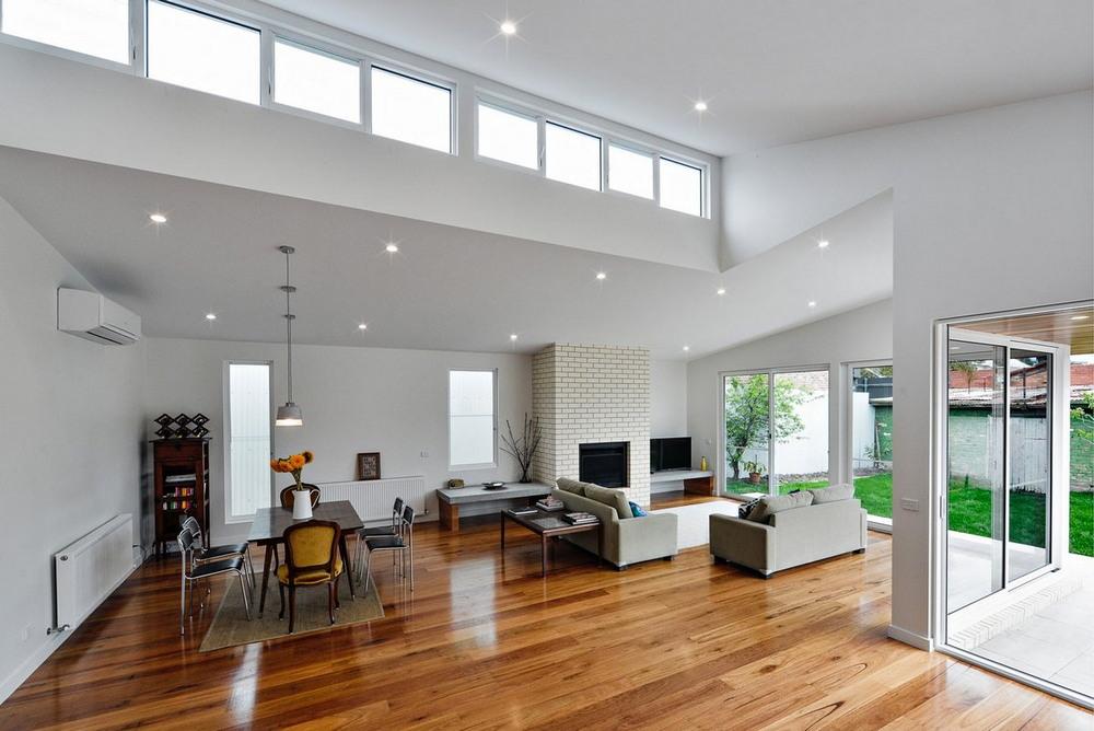 Расширение старого дома в Мельбурне
