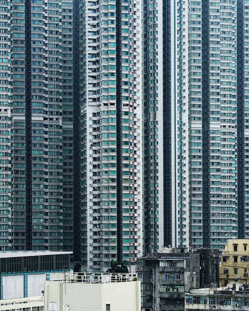 Фантастические фотографии Гонконга от Нуну Асиша