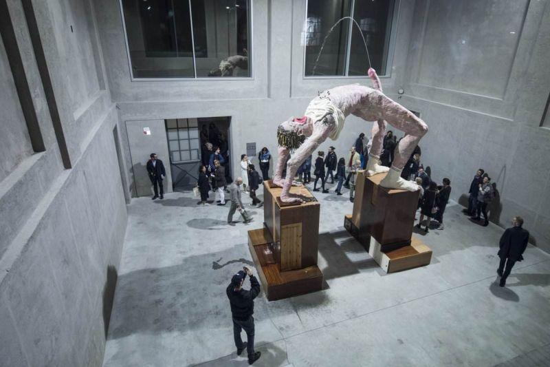 Экспозиция австрийских художников удивила даже искушенных зрителей