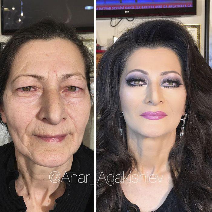 Визажист Анар Агакишиев заставит любую женщину выглядеть моложе