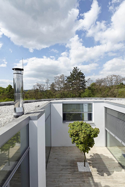 Энергосберегающий семейный дом в Чехии