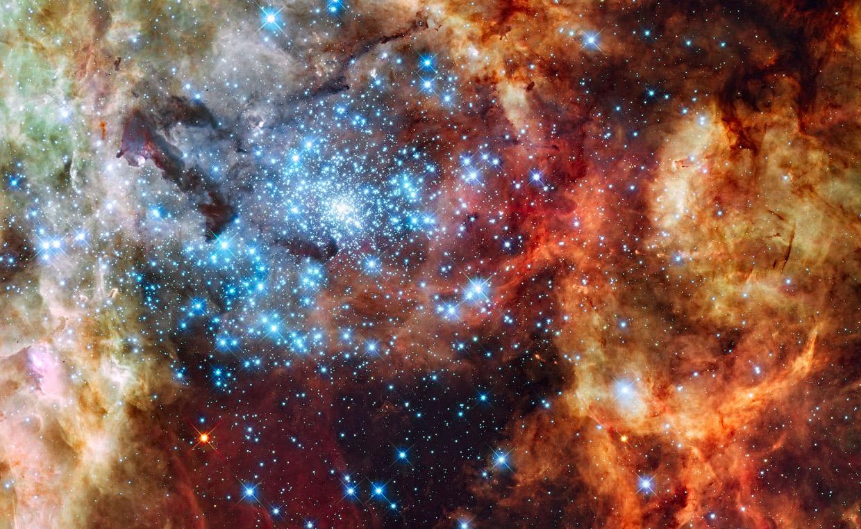 Лучшие кадры телескопа Хаббл за последнее время