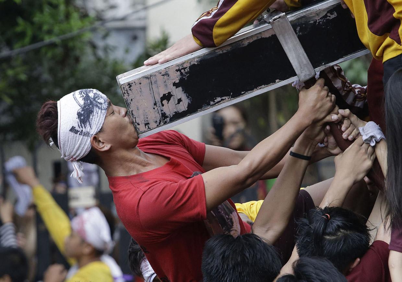 Необычная традиция филиппинцев