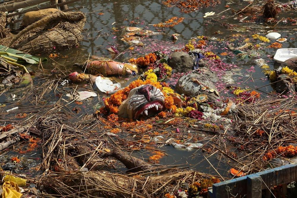 Ядовитые воды индийских рек