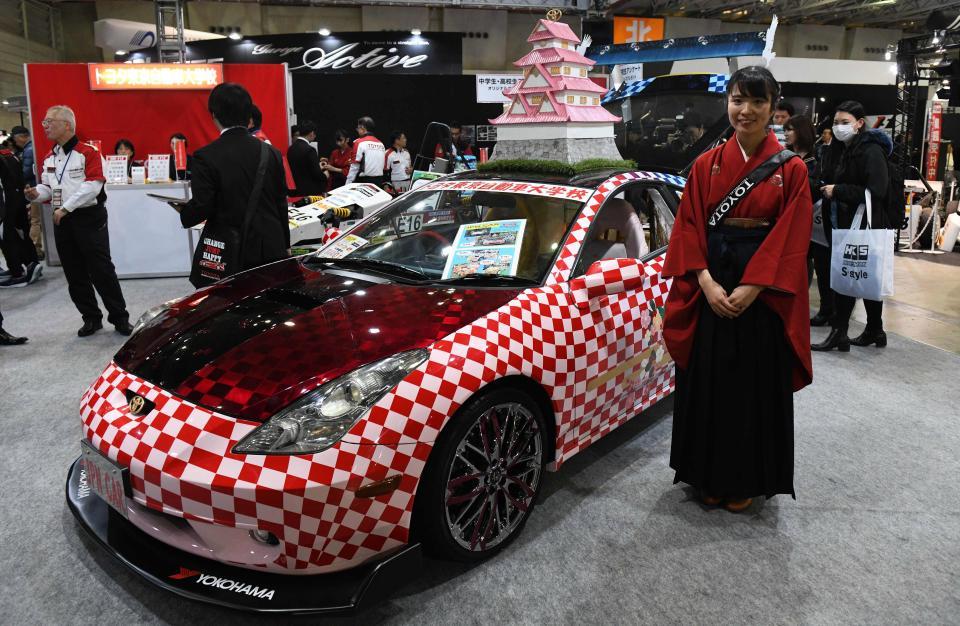 Автосалон в Токио 2018
