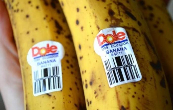 Что означают наклейки на овощах и фруктах