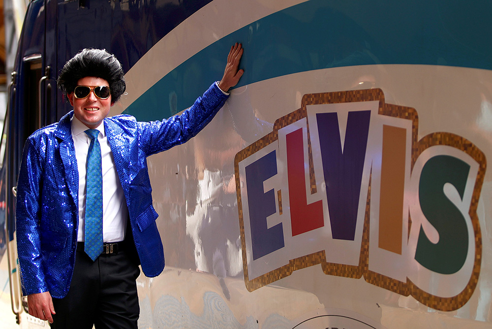 Фестиваль двойников Элвиса в Австралии