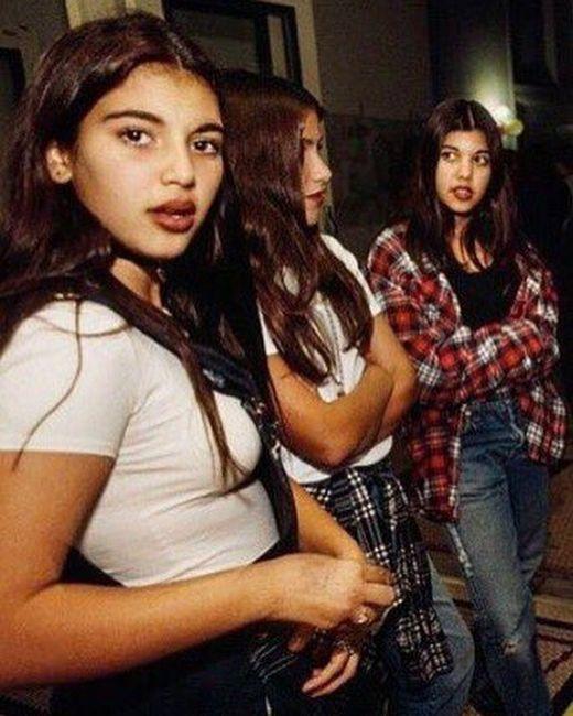 Знаменитости в подростковом возрасте