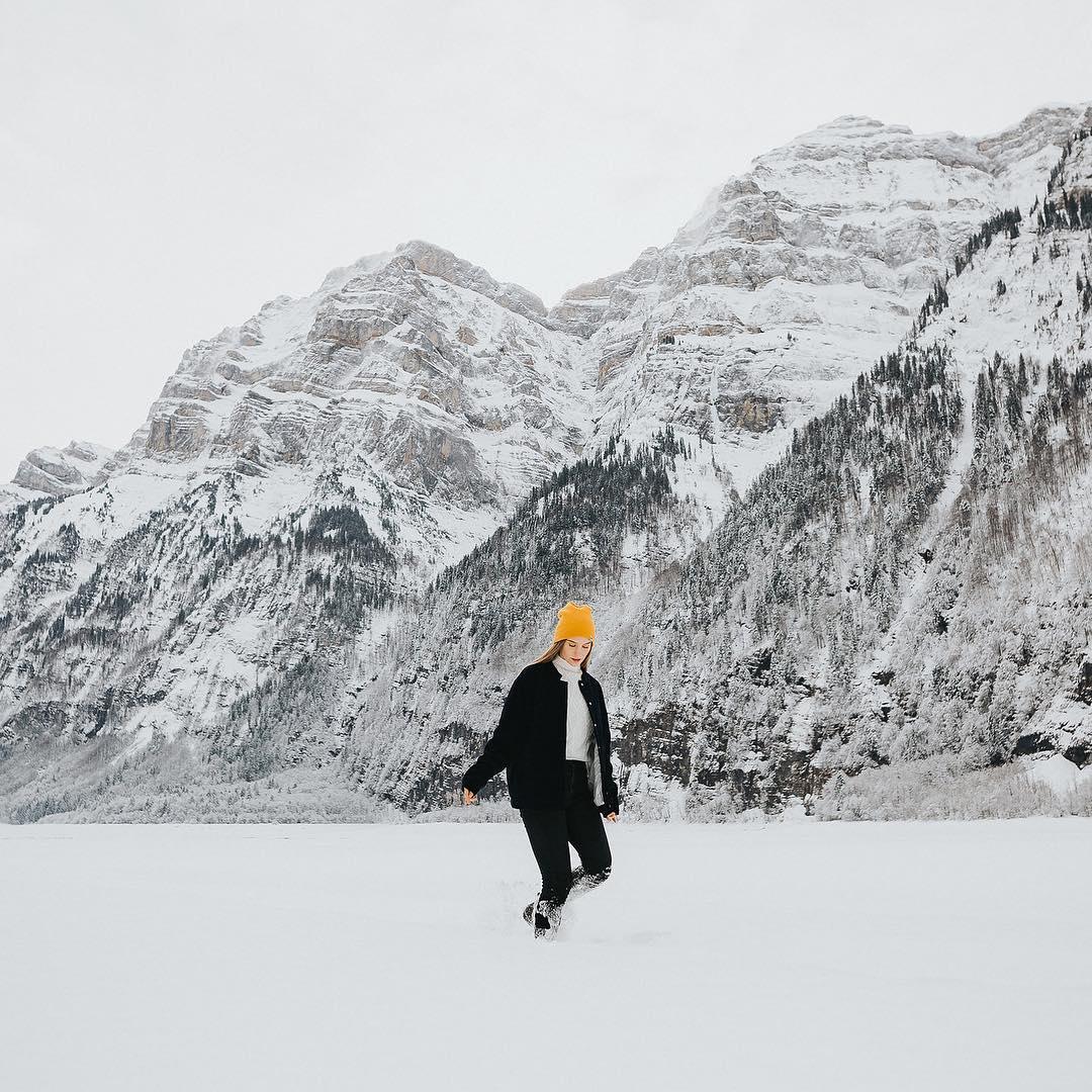 Путешествия на снимках Джоэль Френд