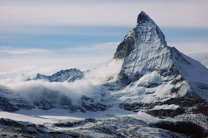 10 самых высоких гор Европы