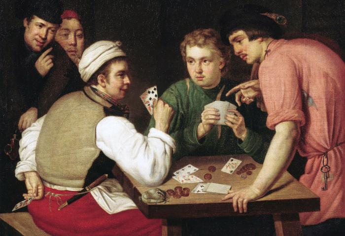 Из истории игральных карт