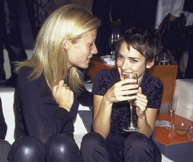 Молодые знаменитости в начале карьеры