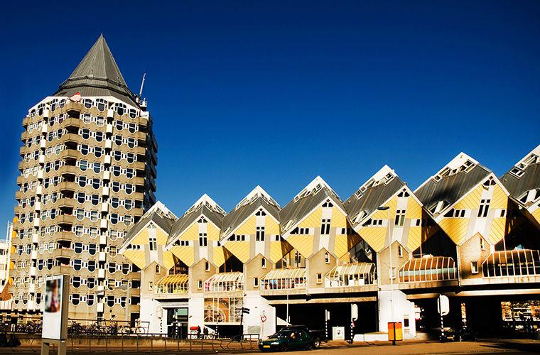 Невероятные дома из разных уголков мира