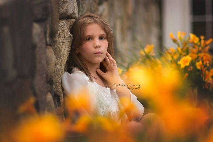 Красивые портретные фото и неказистые локации
